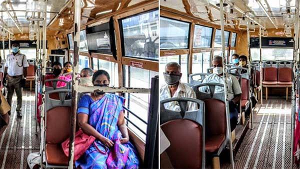 மீண்டும் தொடங்கியது பொது போக்குவரத்து : டீலக்ஸ் பேருந்துகள் மூலம் கல்லா கட்ட திட்டமிடும் எடப்பாடி அரசு!