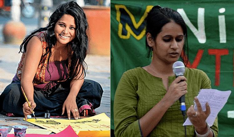 தேவாங்கனா கலிதா மற்றும் நடாஷா நர்வால்
