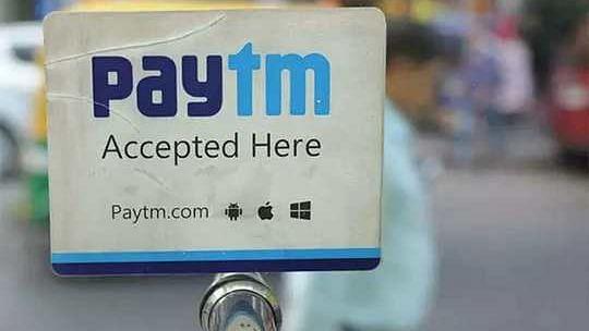 பிளே ஸ்டோரிலிருந்து நீக்கப்பட்ட 'Paytm' செயலியை மீண்டும் அனுமதித்த கூகுள்!