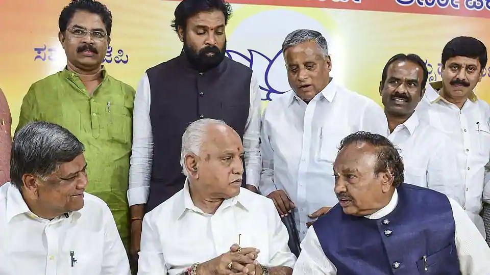 பா.ஜ.க., MP., MLA-க்கள் மீதான 62 கிரிமினல் வழக்குகளை கைவிட்டது கர்நாடக அரசு: கொந்தளிக்கும் எதிர்கட்சிகள்!