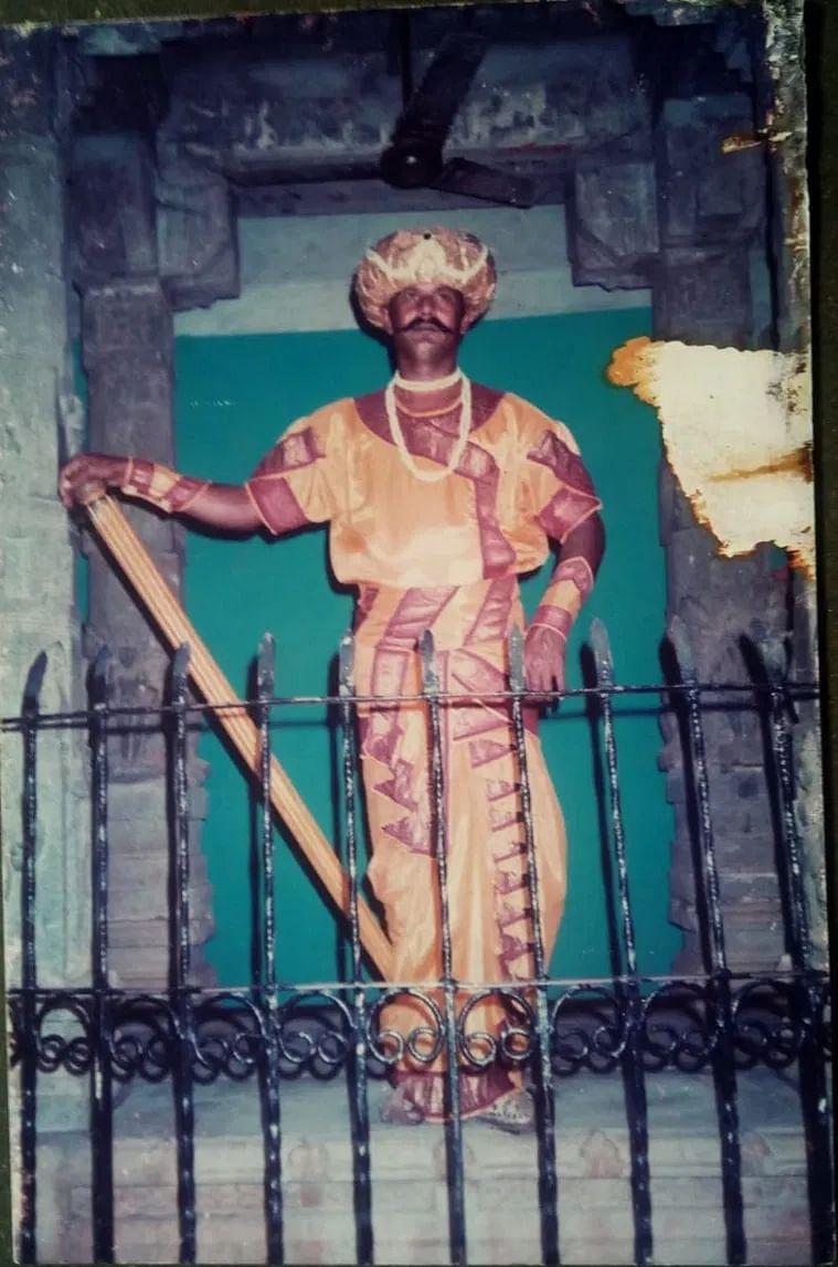 விஜிபி-யின் 'சிலை மனிதன்' செக்யூரிட்டி வேலைக்குச் சென்ற சோகம் : 30 வருட வாழ்வைப் புரட்டிப்போட்ட கொரோனா!