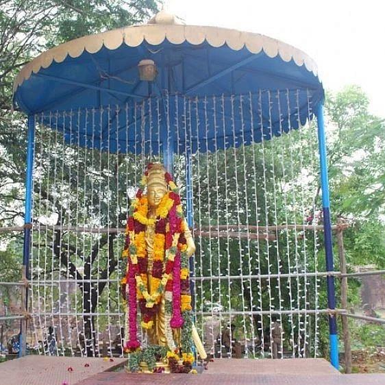 ராஜராஜசோழனின் 1035 ஆவது பிறந்தநாள் 'சதய விழா' : எளிய முறையில் தஞ்சையில் கொண்டாட்டம்!