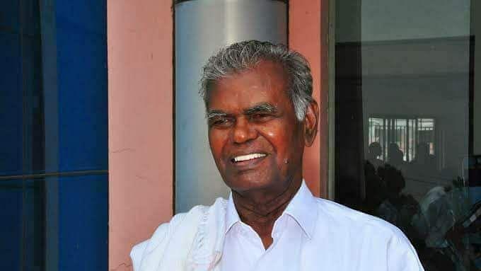 """""""ஆட்சியைப் பலப்படுத்துவதே அவர்களது நோக்கம்; சட்டம் பற்றிய கவலை இல்லை"""" - CPI தலைவர் நல்லகண்ணு விமர்சனம்!"""