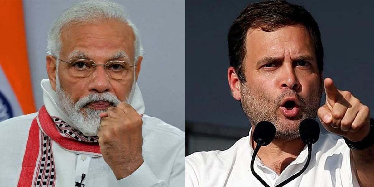 """""""பொருளாதாரத்தை வேகமாக அழித்தொழிப்பது எப்படி?"""" - பா.ஜ.க அரசை விளாசும் ராகுல் காந்தி!"""