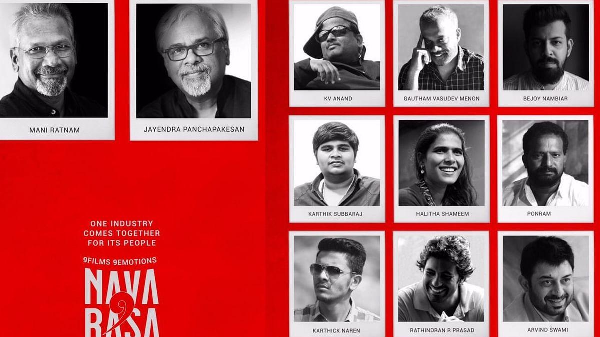 """""""9 இயக்குநர்கள்; 9 படங்கள்; 9 உணர்வுகள்"""" - மணிரத்னம் தயாரிப்பில் Netflix-ல் உருவாகும் #Navarasa"""
