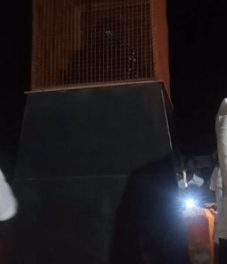 திண்டுக்கல்லில் தந்தை பெரியார் சிலை மீது காவி சாயம் பூசி அவமதிப்பு : தி.மு.க MLA கண்டனம்!