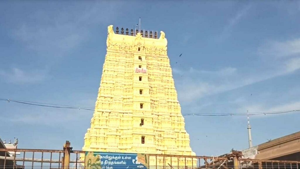 ராமேஸ்வரம் கோவில் நகைகள் 'அபேஸ்' - குருக்கள் உள்ளிட்ட 30 பேருக்கு நோட்டீஸ்!