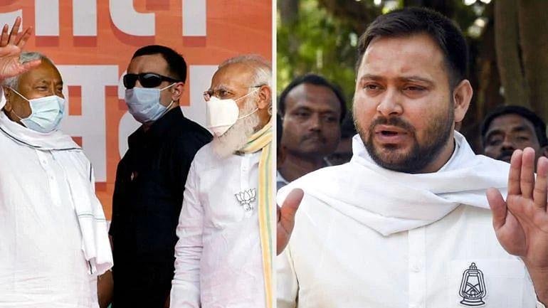 """""""வாக்கு எண்ணிக்கையின் போதும் குளறுபடிகளில் ஈடுபடலாம்"""" : 'BJP -JUD' சதியை முறியடிக்க RJD கூட்டணி திட்டம்!"""