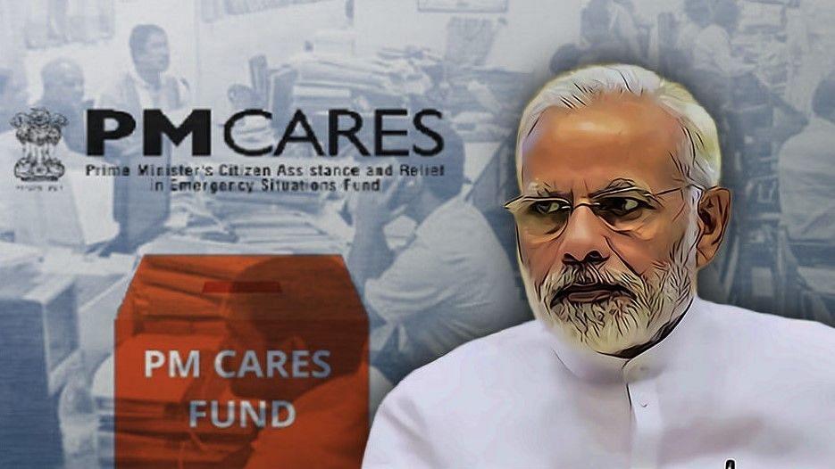 """PM கேர்ஸ் நிதி பா.ஜ.க-வுக்கு மடைமாற்றப்பட்டதா?"" : உண்மையை மறைக்கும் மோடி அரசு!"