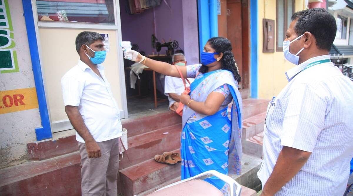 தமிழகத்தில் மேலும் 537 பேருக்கு கொரோனா உறுதி... இன்று மட்டும் 627 பேர் டிஸ்சார்ஜ்! #Covid19