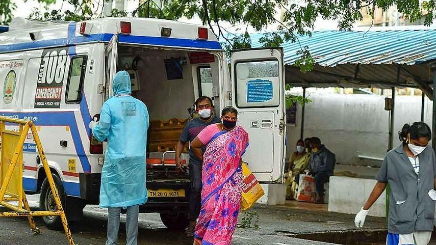 தமிழகத்தில் மேலும் 503 பேருக்கு கொரோனா உறுதி - இன்று 544 பேர் டிஸ்சார்ஜ் : கொரோனா பாதிப்பு நிலவரம்!