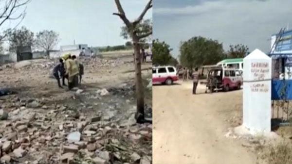சாத்தூர் வெடி விபத்து: 6 நாட்களுக்கு பிறகு பட்டாசு ஆலை உரிமையாளர் கைது..!