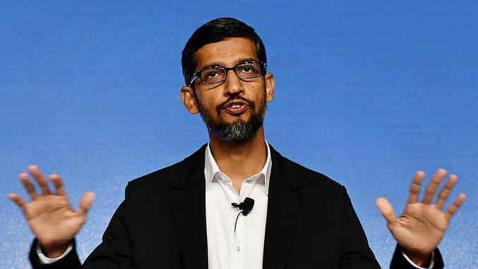 கருத்து சுதந்திரத்தின் எல்லை மீறும் பாஜக : Google CEO சுந்தர் பிச்சை மீது வழக்குப்பதிவு செய்த உ.பி அரசு