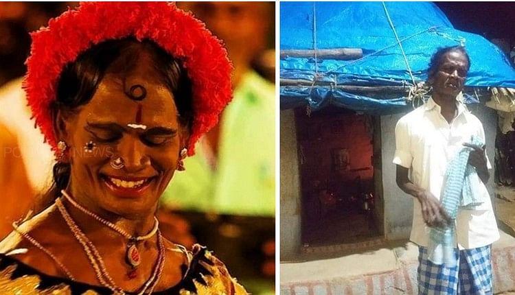 சிதிலமடைந்த வீட்டில் 'பரியேறும் பெருமாள்' நடிகர் : வீடு கிடைக்க வாய்ப்பு ஏற்படுத்திக் கொடுத்த தமுஎகச
