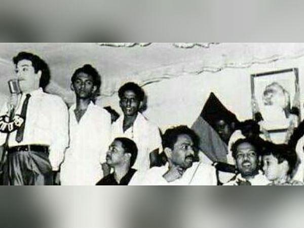"""""""பெரியப்பா என்றுதான் கூப்பிட சொல்லுவார்"""" :  எம்.ஜி.ஆரின் நினைவுகளைப் பகிர்ந்த தலைவர் மு.க.ஸ்டாலின்!"""