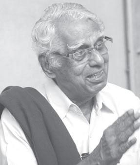 'அவைத்தலைவர்' என்ற பெயர் வர காரணமாக இருந்தவர் மறைந்த மா.செங்குட்டுவன் - ஆர்.எஸ்.பாரதி புகழாரம்!