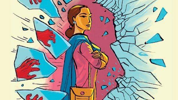 """""""துணிவே நம் ஆயுதம்"""" - உயரதிகாரி மீது புகாரளித்த ஐ.பி.எஸ் அதிகாரியைக் கொண்டாடும் பெண்கள்!"""