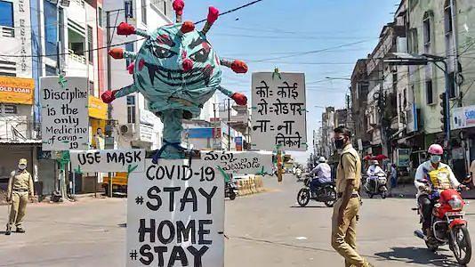 இந்தியாவில் கொரோனா 2.0 தீவிரம்... 33% அதிகரித்த பாதிப்பு - தடுப்பு நடவடிக்கைகளை மறந்த மோடி அரசு!