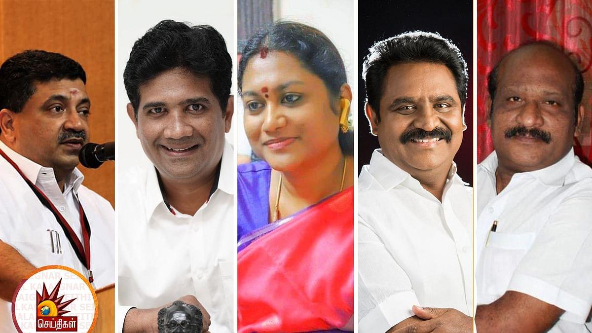 தி.மு.க சார்பில் எத்தனை மருத்துவர்கள், வழக்கறிஞர்கள் போட்டி? : மக்கள் கொண்டாடும் வேட்பாளர்கள்! #DMK4TN
