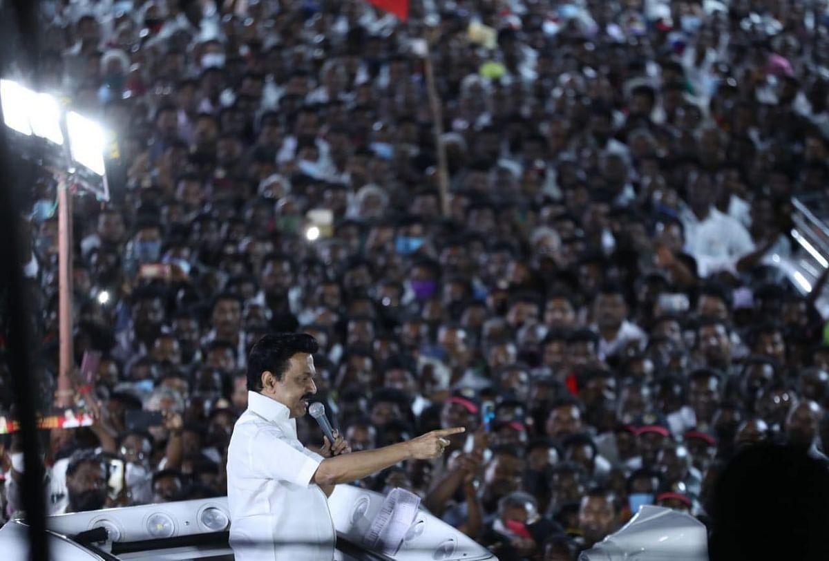 'ஸ்டாலின்தான் வாராரு.. ' : தி.மு.க தலைமையிலான கூட்டணிக்கு ஆதரவளிக்கும் 50 இயக்கங்கள் எவை எவை ?