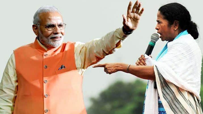 பொய் பிரச்சாரங்களை மேற்கொண்டு வரும் பா.ஜ.கவுக்கு சவால் விடும் மம்தா பானர்ஜி! #Election2021