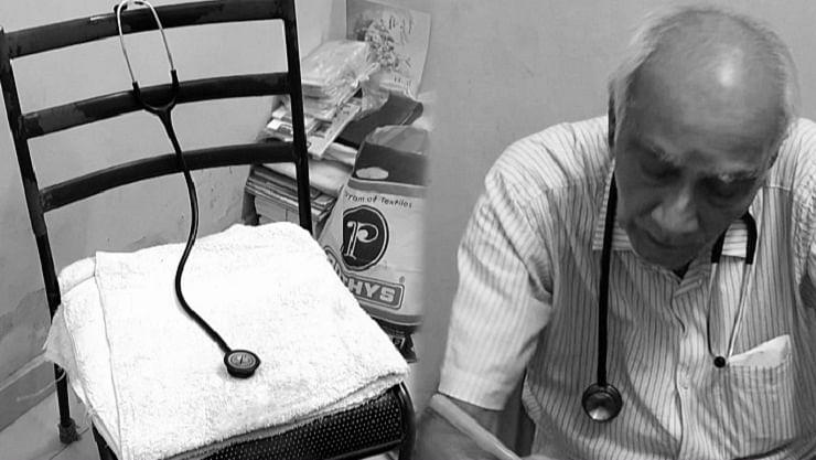 """""""ஏழை எளிய மக்களின் அன்பைப் பெற்ற 10 ரூபாய் டாக்டர் மறைவு"""" - சோகத்தில் மூழ்கிய வடசென்னை!"""