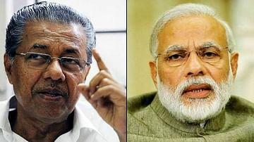 """""""பா.ஜ.கவின் கணக்கு இந்த தேர்தலுடன் முடித்துவைக்கப்படும்"""" - வாக்களித்த பின்னர் பினராயி விஜயன் பேச்சு!"""