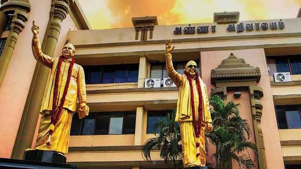 #ELECTIONRESULTS |மதுரையில் தி.மு.க மற்றும் கூட்டணி கட்சி வேட்பாளர்கள் தொடர்ந்து முன்னிலை! #DMK4TN