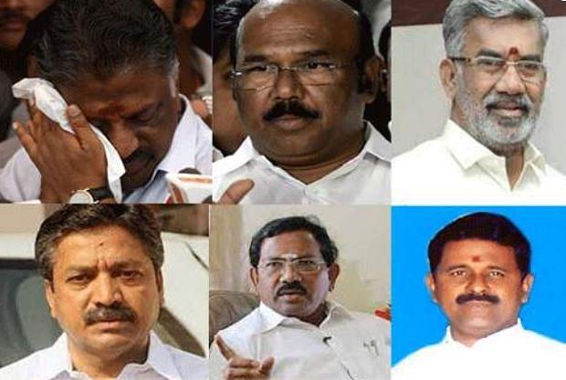 பாதாளத்தில் வீழ்ந்த அ.தி.மு.க அமைச்சர்கள்... மக்களை ஏமாற்ற நினைத்தால் இதுதான் கதி! #ElectionResults