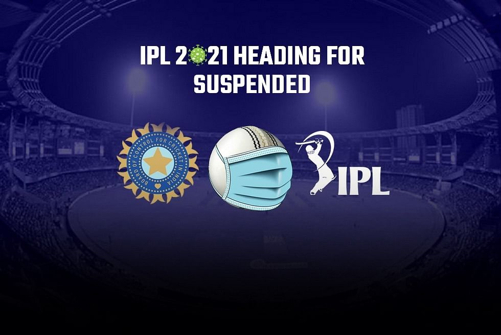 BCCI-ன் வியாபார போதையால் கொரோனா தொற்றுக்கு ஆளான  வீரர்கள்; சொந்த ஊருக்கு பறந்த IPL வீரர்கள்!
