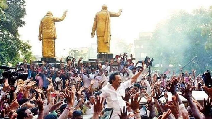 சட்டசபை தேர்தல் முடிவுகள் 2021: பெரும்பான்மையுடன் அமைகிறது தி.மு.க ஆட்சி... முதல்வராகிறார் மு.க.ஸ்டாலின்!
