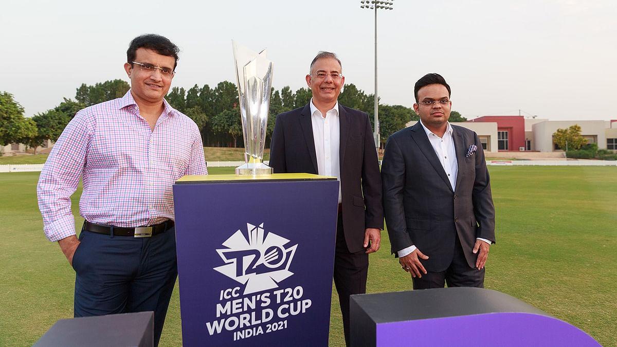 BCCI-க்கு கைக்கொடுக்கும் அரபு நாடுகள்.. மாற்றப்பட்ட உலகக்கோப்பை தொடர்.. காரணம் என்ன?