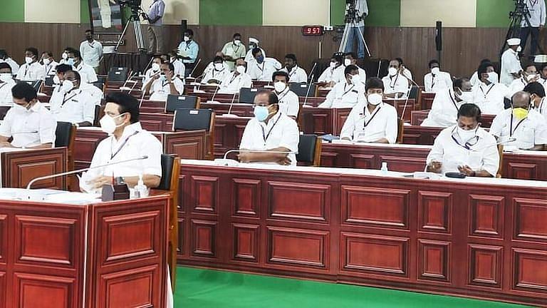 10 ஆண்டுகளுக்கு பிறகு தமிழ்நாடு சட்டமன்றத்தில் ஜனநாயகக் குரல் - நக்கீரன் இதழ் சிறப்பு கட்டுரை!