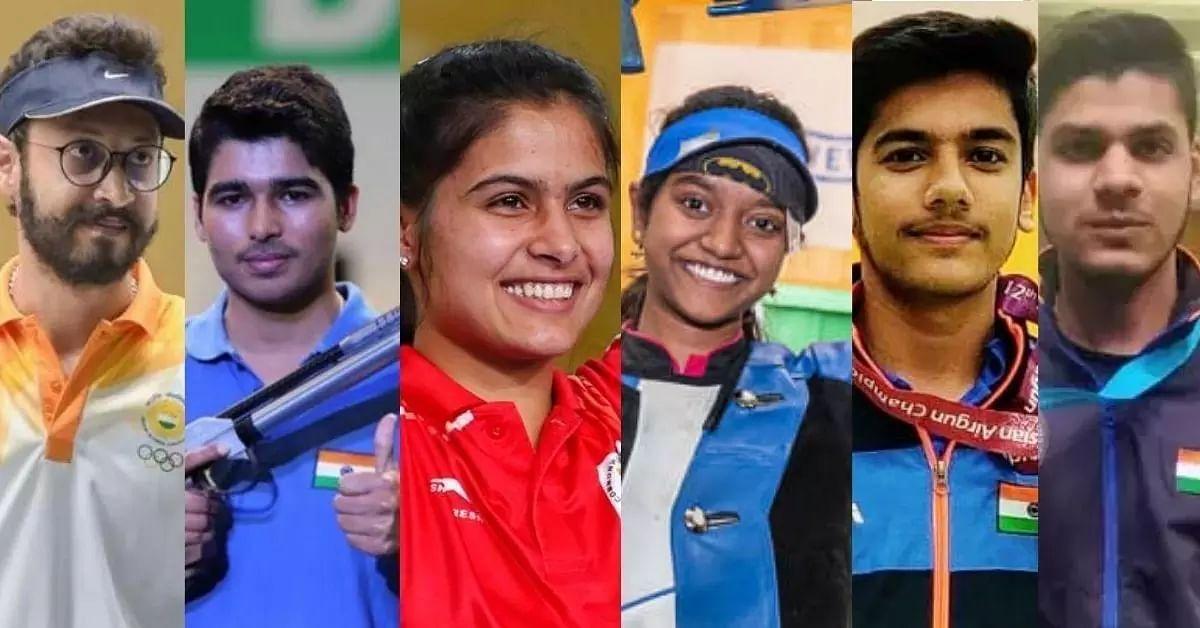 எட்டு பதக்கங்களுக்கு குறி.. துப்பாக்கிச் சுடுதலில் கோலோச்ச போகும் இந்தியா ! #Olympic2021