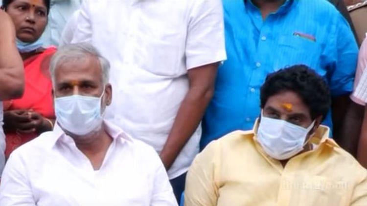 """""""சிலை கடத்தல் வழக்கில் தொடர்புடையவர்கள் மீது கடும் நடவடிக்கை"""" : அமைச்சர் சேகர்பாபு எச்சரிக்கை!"""