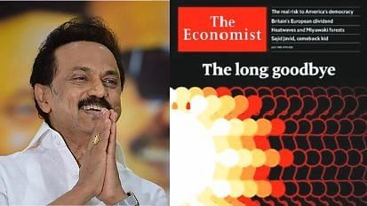 """""""ஒரு சிறந்த ஆட்சியாளராக வரலாற்றில் இடம்பெற விரும்பும் முதல்வர் மு.க.ஸ்டாலின்"""" : 'The Economist' புகழாரம்!"""