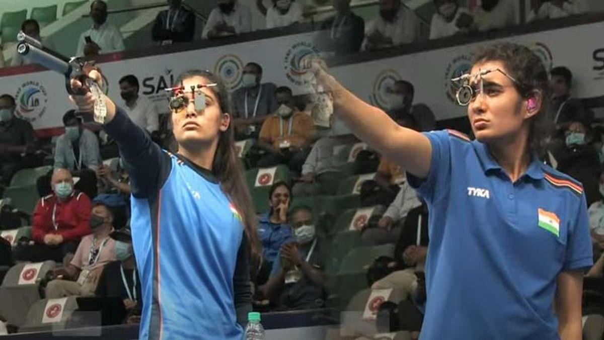 #Olympics2021 - பதக்க நம்பிக்கை தகர்ந்தது.. மனு பாகர், யாஷஸ்வினி அதிர்ச்சி தோல்வி!