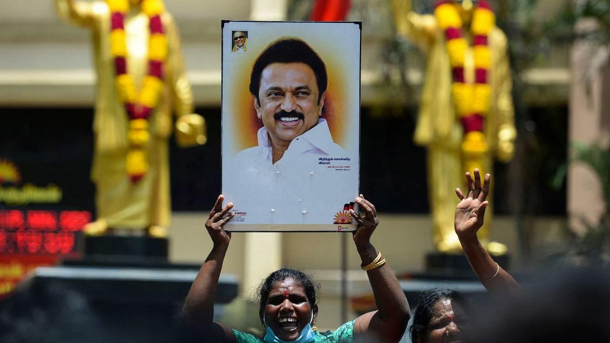 """""""ஸ்டாலின் என்பது தனிப்பட்ட பெயரல்ல, வரலாற்றின் தொடர்ச்சி!"""" - TOI-க்கு முதலமைச்சர் மு.க.ஸ்டாலின் பேட்டி!"""