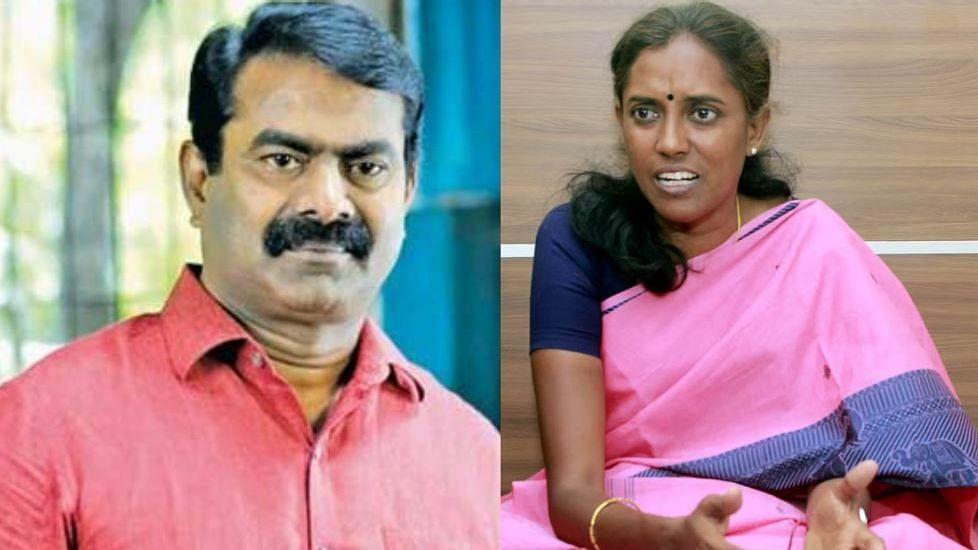 கே.டி.ராகவனின் செயலை அப்பட்டமாக ஆதரிப்பதா? இது வெட்கக்கேடானது - சீமான் பேச்சால் கொதித்தெழுந்த ஜோதிமணி MP!