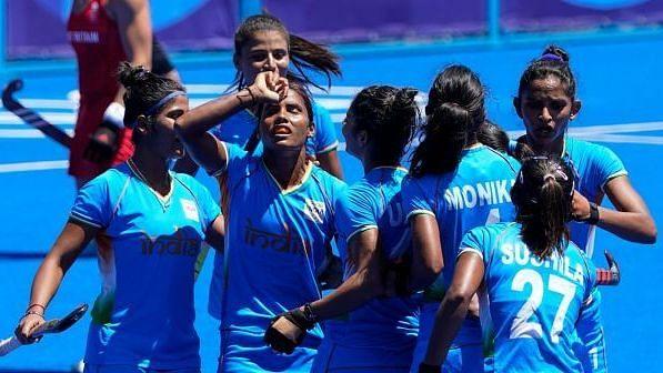 போராடி தோற்ற இந்திய பெண்கள் ஹாக்கி அணி.. பாரிஸ் 2024 ஒலிம்பிக்கில் பதக்கம் உறுதி!