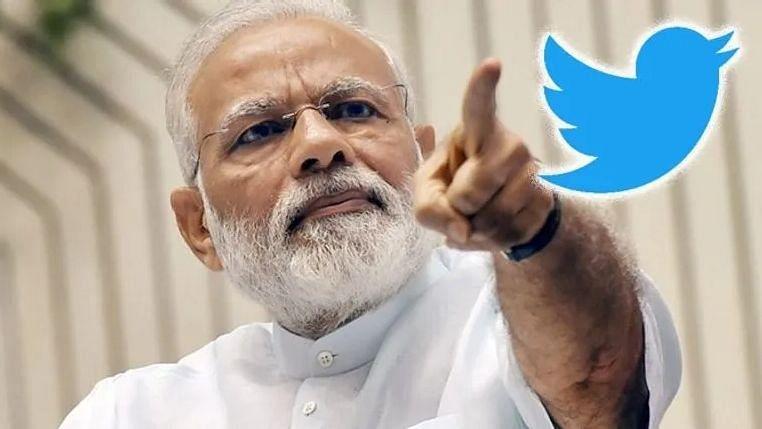 மோடி அரசின் பிடியில் ட்விட்டர் நிறுவனம்.. காங்கிரஸ் கட்சியின் ட்விட்டர் கணக்கும் முடக்கம் - நடந்தது என்ன?