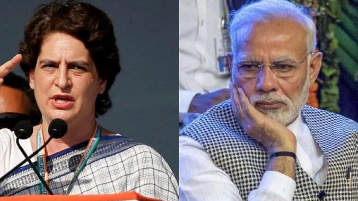 """""""பிரதமரே.. உங்க அரசாங்கத்தால் ஏற்பட்ட ஒரே வளர்ச்சி இதுதான்"""" - பிரியங்கா காந்தி கடும் சாடல்! #PriceHike"""