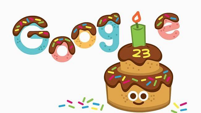 டூடுல் வெளியிட்டு தனக்குத்தானே பிறந்தநாள் கொண்டாடிய Google... கூகுள் பிறந்த கதை தெரியுமா?