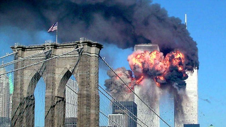 """""""உலகை உலுக்கிய இரட்டை கோபுர தாக்குதல்.. இன்றோடு 20 வருடம் ஆகிறது"""" : 9/11 தாக்குதலில் என்ன நடந்தது?"""
