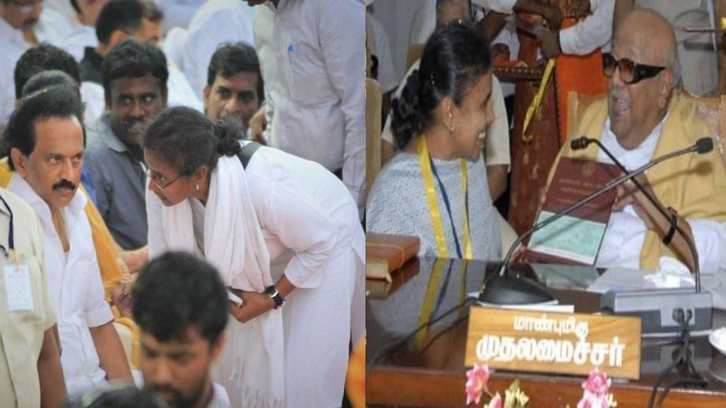 மீண்டும் தமிழகப் பணிக்கு திரும்பும் இன்னொரு அதிரடி IAS  அதிகாரி - யார் இந்த அமுதா?