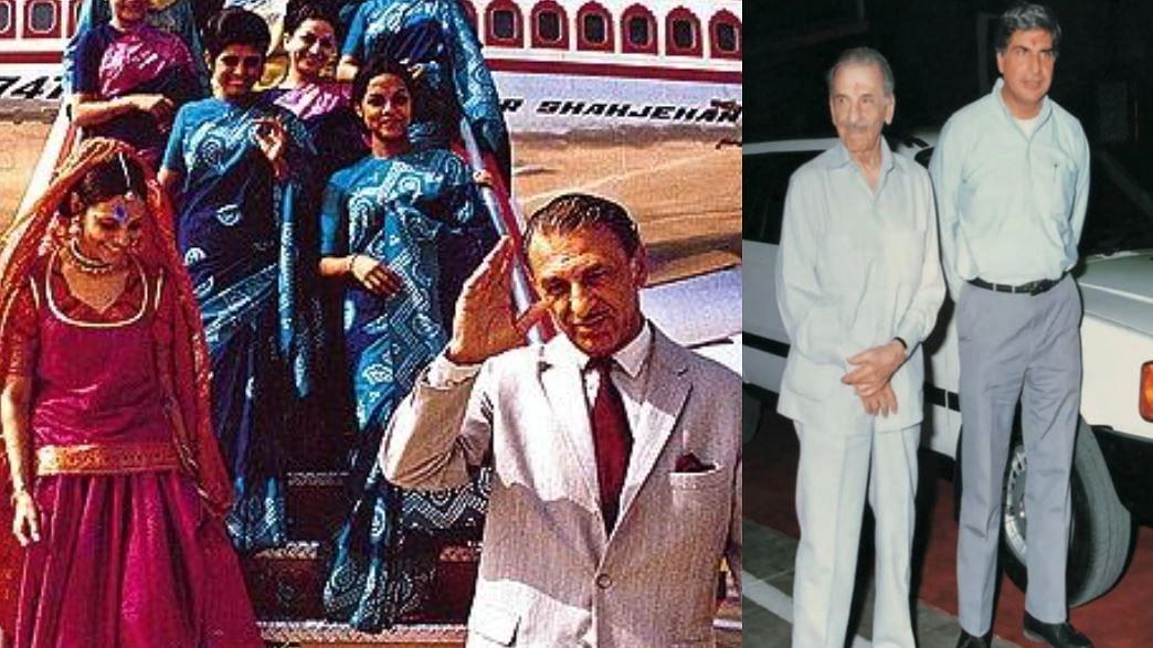 68 ஆண்டுகளுக்குப் பின் ஏர் இந்தியாவை வசமாக்கிய டாடா... மகிழ்ச்சியில் தாத்தாவை நினைவுகூர்ந்த ரத்தன் டாடா!