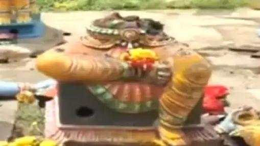 """""""சாமி சிலைகளை உடைத்து எந்திர தகடுகளை திருடி வந்தது ஏன்?"""" : கைதானவர் கொடுத்த 'திடுக்' வாக்குமூலம்!"""