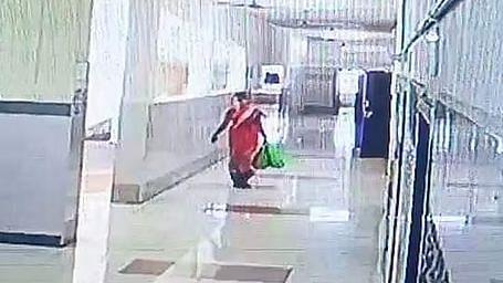 கட்டைப்பையில் குழந்தையை கடத்திய பெண்.. CCTV காட்சி மூலம் 24 மணிநேரத்திற்குள் குழந்தையை மீட்ட காவல்துறை!