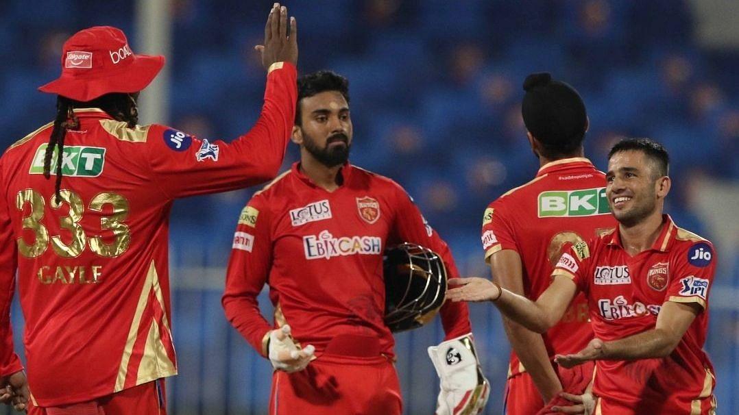 #IPL2021 : ராகுலின் பொறுப்பான ஆட்டம் + தமிழக வீரர் ஷாரூக்கானின் அதிரடி.. கொல்கத்தாவை வீழ்த்தியது பஞ்சாப்!