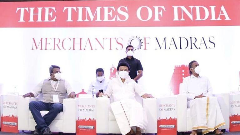 """""""சிறிய பிரச்சினைகளை எழுதி, பெரிய வளர்ச்சிகளை மறைக்க வேண்டாம்"""" : முதலமைச்சர் மு.க.ஸ்டாலின் பேச்சு!"""